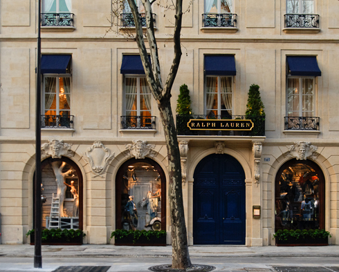Ralph Lauren - 173 Boulevard Saint-Germain, 75006 Paris, France