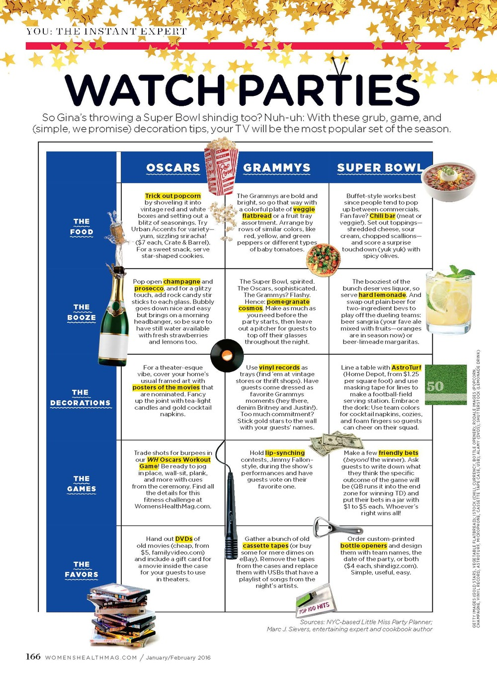 Women's Health - Watch Parties
