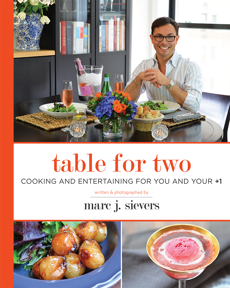 Table for Two by Marc J. Sievers