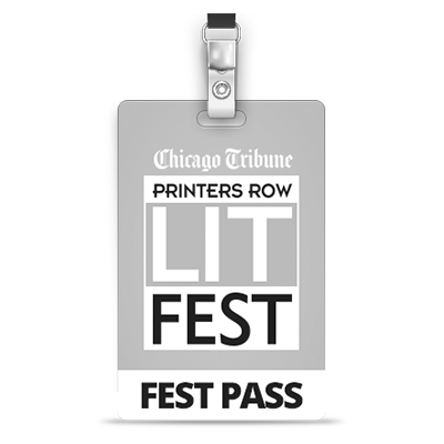 Printer's Row Lit Fest