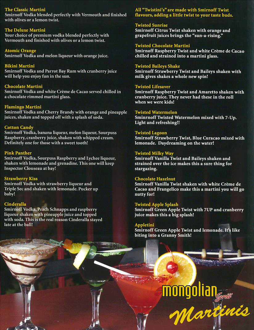 Click menu to enlarge.