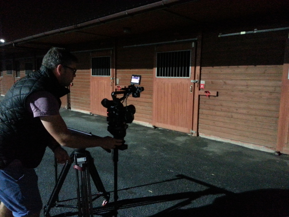 Dave James shooting at 2 in the morning