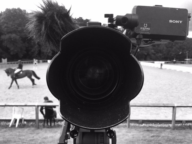 Down the lens at Bolesworth