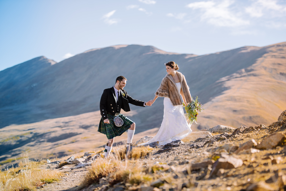 Maddie Mae Photography is a Colorado-based destination wedding photographer that photographs all over the world and specializes in Adventure Weddings for fearless couples