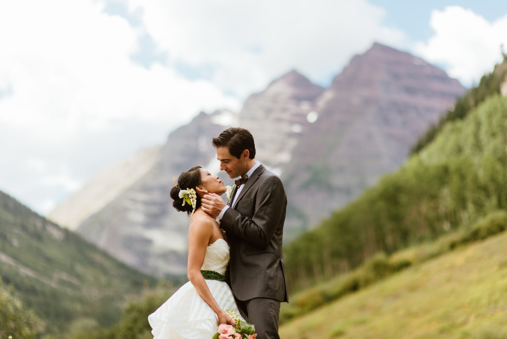 Maroon Bells Colorado Intimate Wedding Jen & Drew Coming Soon