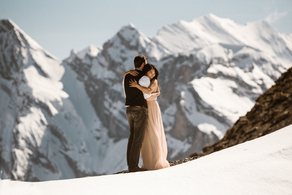 Swiss Alps Anniversary Adventure Fanny & Marcus Coming Soon