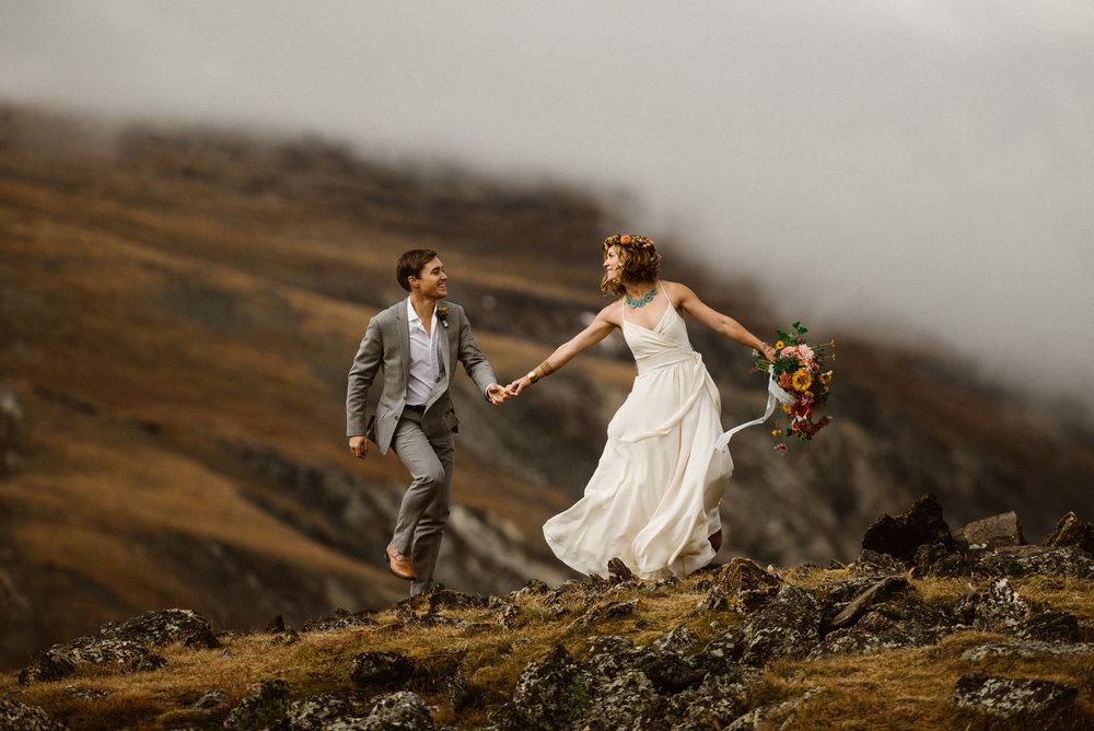 Rocky Mountain National Park Elopement Julianne & David Coming Soon