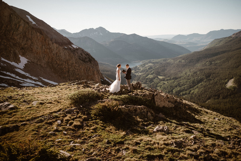 Telluride Colorado Hiking Elopement Photographer    Kathryn & Chase    Coming Soon