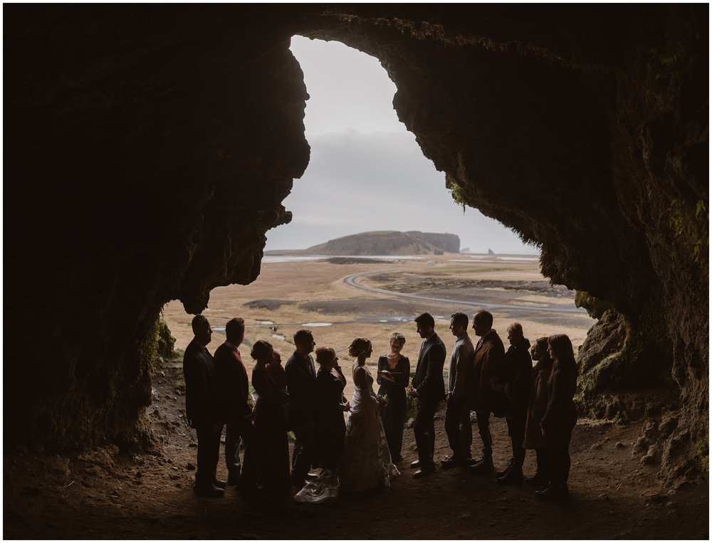 You can still have an elopement ceremony if you have other guests with you! If you will have guests at your elopement ceremony, consider having them as part of the ceremony. This article will help you plan your perfect elopement ceremony. Photo by Adventure Instead, Maddie Mae.