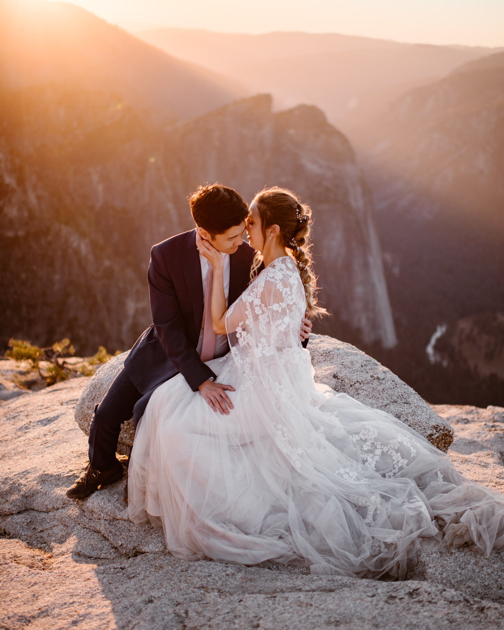 Local Elopements (Colorado) - We define an elopement as an intimate wedding day experience that's focused on YOU two and can include up to 25 of your closest family or friends (if you'd like)—or just have a incredible day just by yourselves.