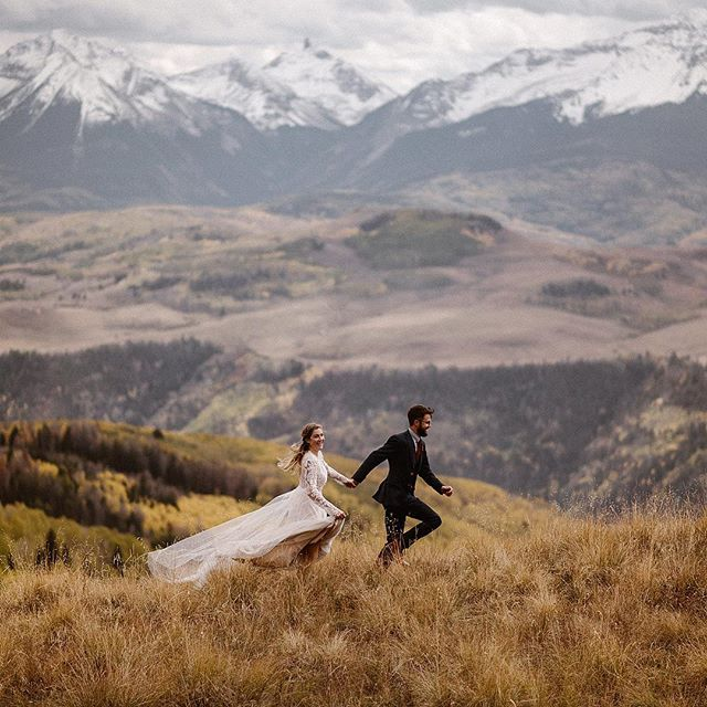 Hay all! This is our last surprise of the week—and a HUGE one for the world of elopements