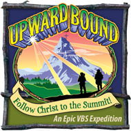 Vacation Bible School - New Covenant Presbyterian Church is presenting the Upward Bound Vacation Bible School from July 17th to July 21st, from 9:00 am to 11:45 am each day, and it's FREE!We invite your children who are age 4 through children who are rising into 7th grade to attend. Click here or the image to the left to jump to the registration page for more details.
