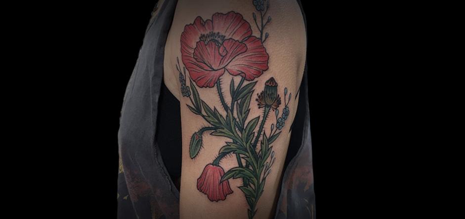 Katja Ramirez — Rock of Ages Tattooing