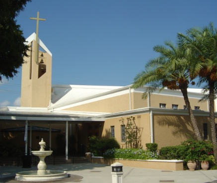 Together in Holiness is being hosted by St. Mary Magdalen Catholic Parish in Altamonte Springs, FL.