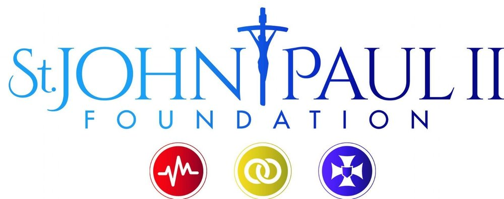 This conference is an initiative of the John Paul II Foundation for Life and Family.