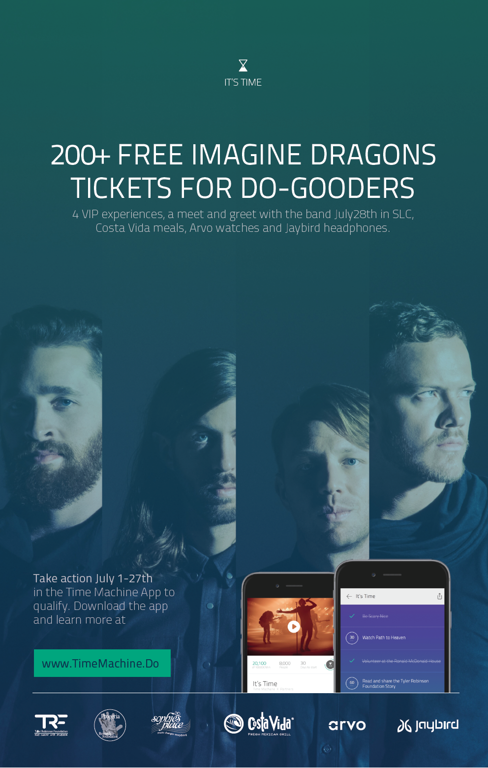 Imagine Dragons Tickets for Do-Gooders