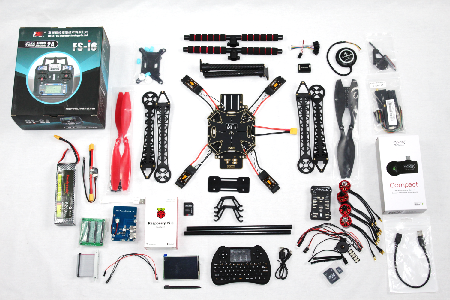 Advanced DIY Drone Kits for STEM Teachers, Programmers, and