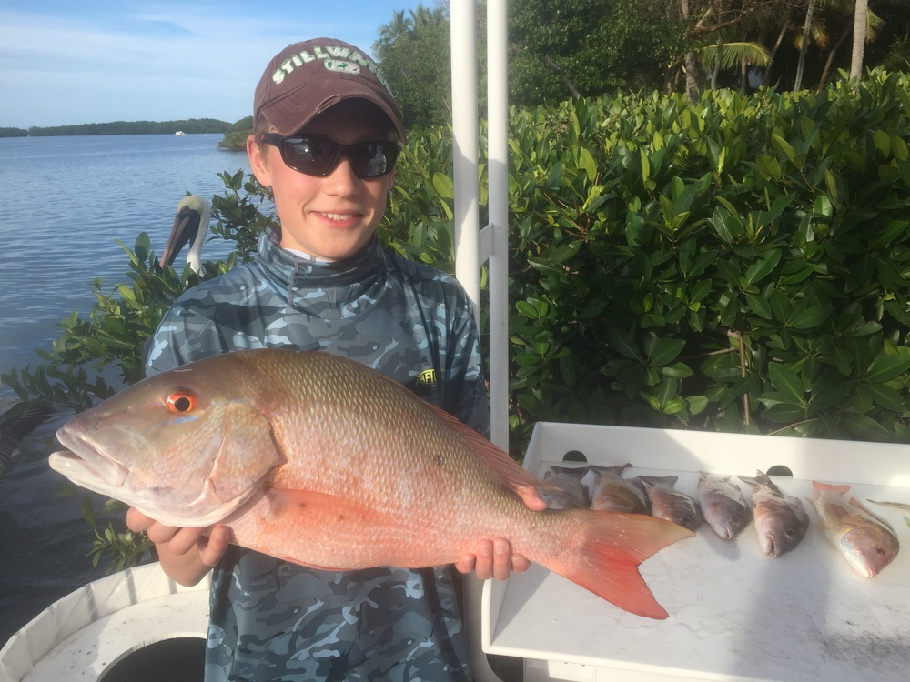 Fishing in Islamorada Florida, Capt Tony Horsley