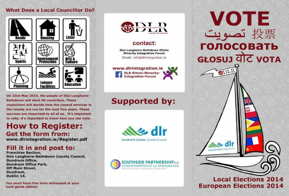 voter information project