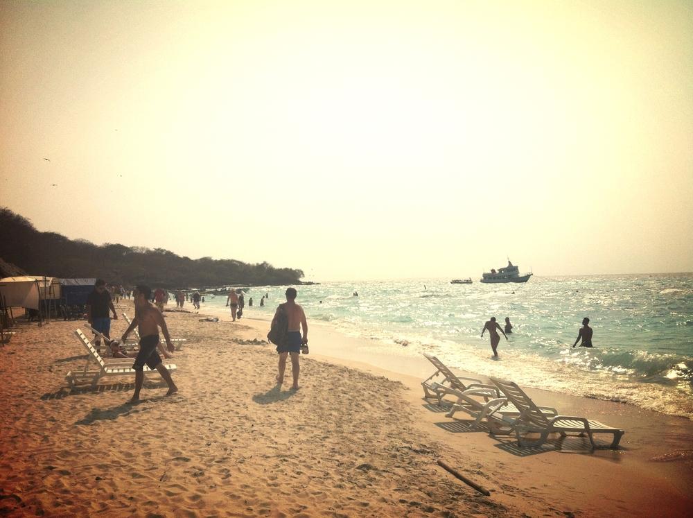 Barú, Playa Blanca