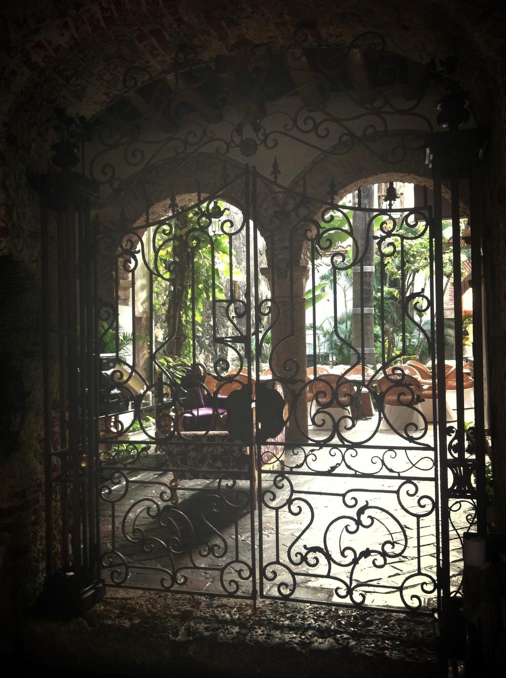 Patio de Cartagena
