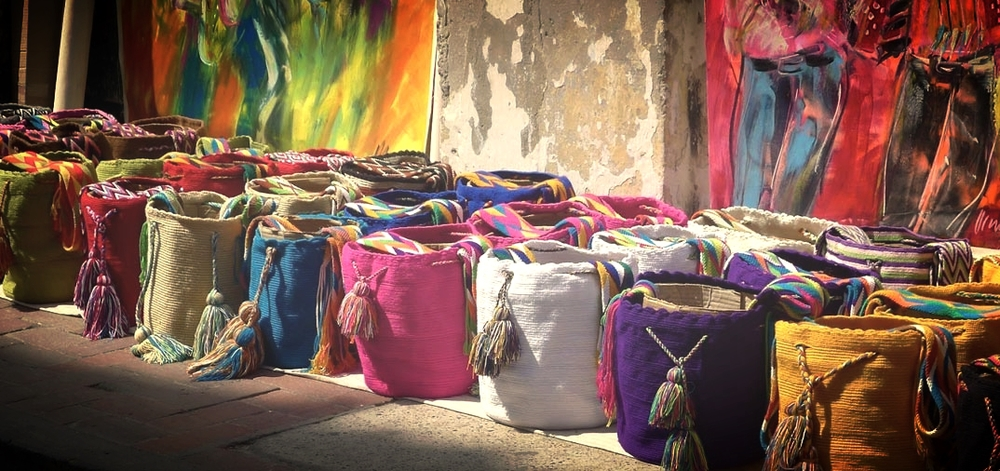 Bolsos de la tribu Wayu