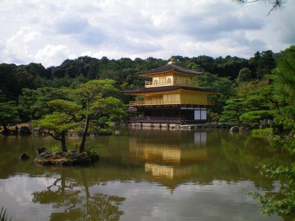 Templo Dorado, Kioto
