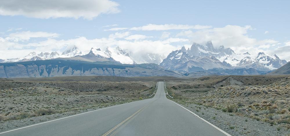 Paisajes de la Patagonia   Uno de los mayores espectáculos de la naturaleza   IR