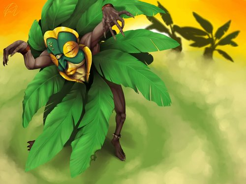 Leyendas y Mitos de Brasil:Chibamba