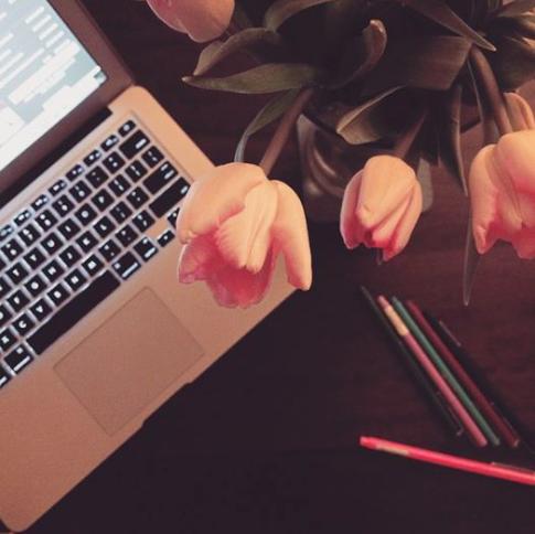 tulips | Write Brave
