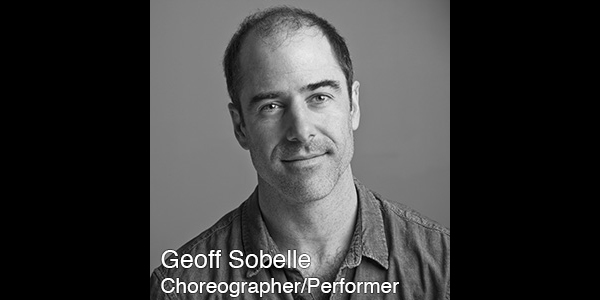 """Geoff Sobelle  is a Philadelphia-based theatre artist dedicated to the """"sublime ridiculous."""" He is the co-artistic director of rainpan 43, a renegade absurdist outfit devoted to creating and touring original actor-driven performance works. R43's shows include: all wear bowlers, Amnesia Curiosa, the rube-goldberg-inspired kinetic junk play machines machines machines machines machines machines machines and the magic spectacular, Elephant Room (commissioned by Center Theatre Group in Los Angeles). He has been a company member of Philadelphia's Pig Iron Theatre Company since 2001. Geoff's independent work has been supported by the New England Foundation for the Arts, the Mid-Atlantic Arts Foundation, US Artists International, the Wyncote Foundation, the Independence Foundation and the Philadelphia Theatre Initiative. His work has received an Innovative Theatre Award, a Drama Desk nomination, an OBIE award for design, and an Edinburgh Fringe First Award. Geoff received a 2006 Pew Fellowship in the Arts as a performance artist and is a 2009 Creative Capital grantee. He is a graduate of Stanford University, and trained at Ecole Jacques Lecoq in Paris, France."""