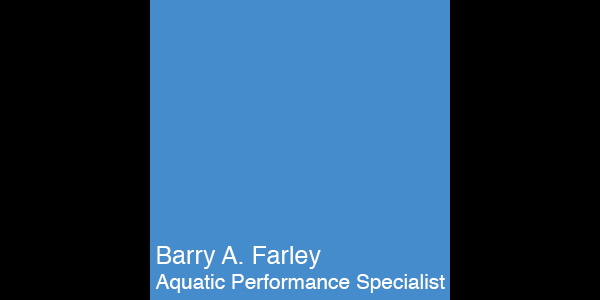"""Barry A. Farley  is an aquatic performance specialist and certified diver with over twenty years of experience. He is a certified AHA CPR instructor and Red Cross EMR trainer. Barry has been the Head of Aquatics at Circque du Soleil's """"O"""" at the Bellagio Hotel in Las Vegas since 2006."""
