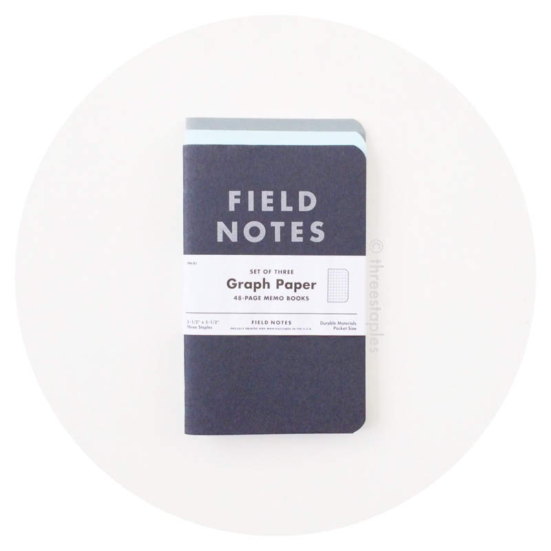 Field Notes Colors: Just Below Zero (Winter 2009/2010)