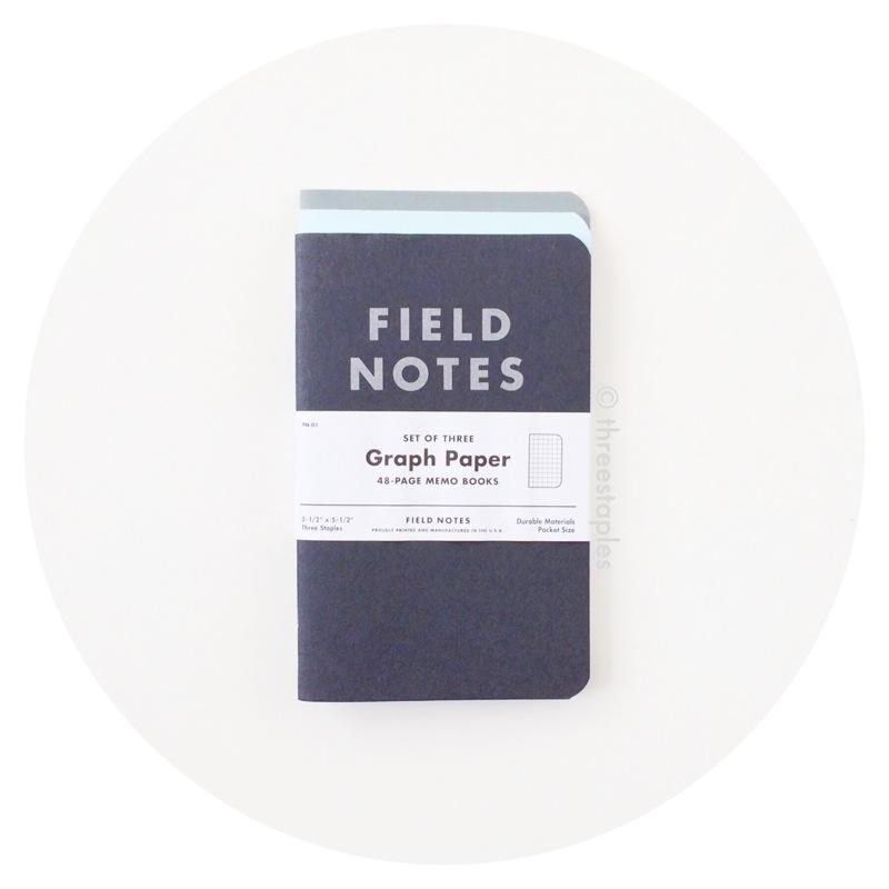 Field Notes Colors: Just Below Zero (Winter 2009/2010)