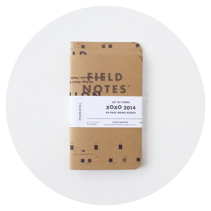 "Field Notes: XOXO Conference ""Glitch"" (2014)"