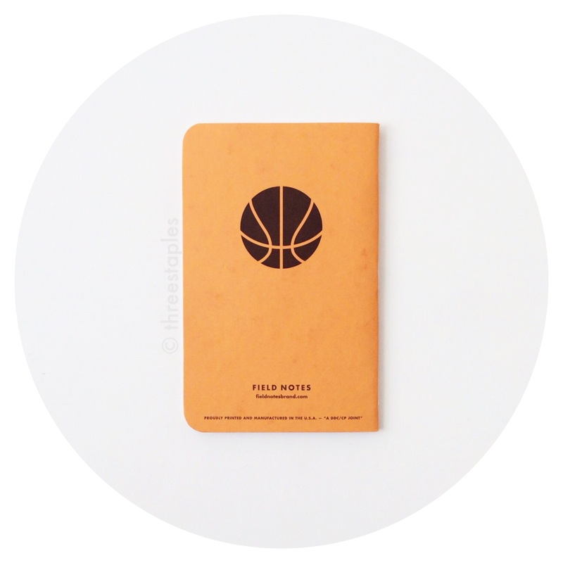 Field Notes: Simple Bracket (Butcher Orange)