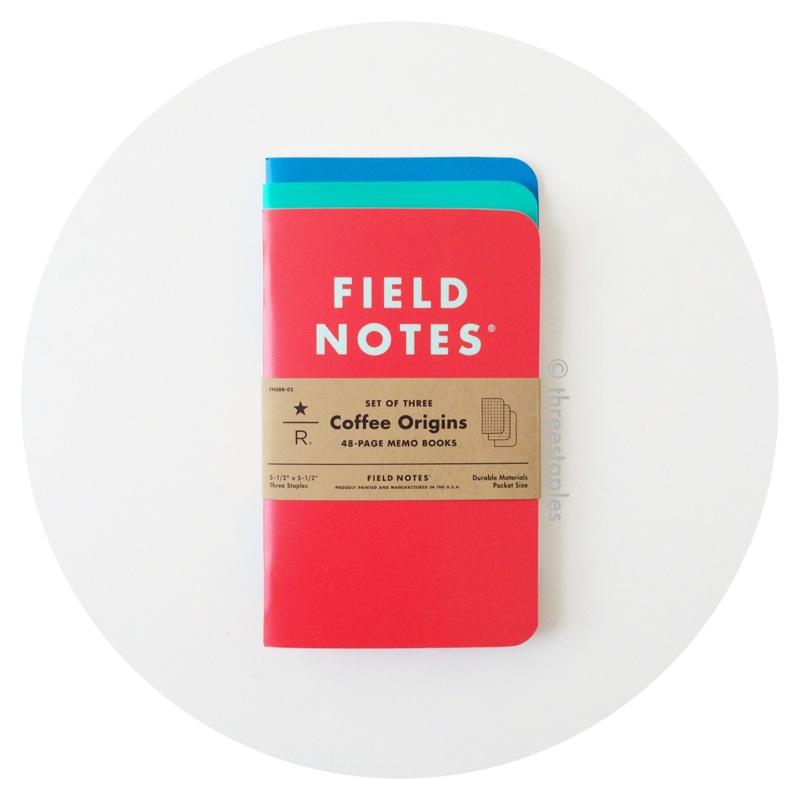 "Field Notes: Starbucks Reserve Roastery ""Coffee Origins"" (2015)"