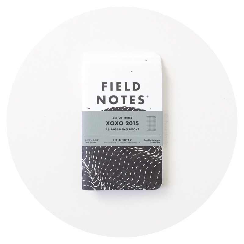 Field Notes: XOXO 2015 (Brendan Monroe)
