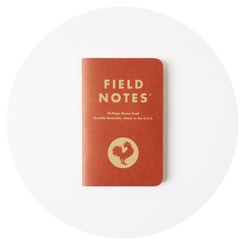 Field Notes: 2016 Morning News Rooster