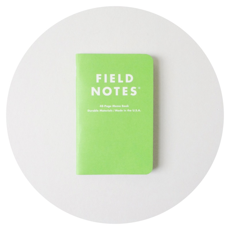 Field Notes: our503.com Edition (2015)