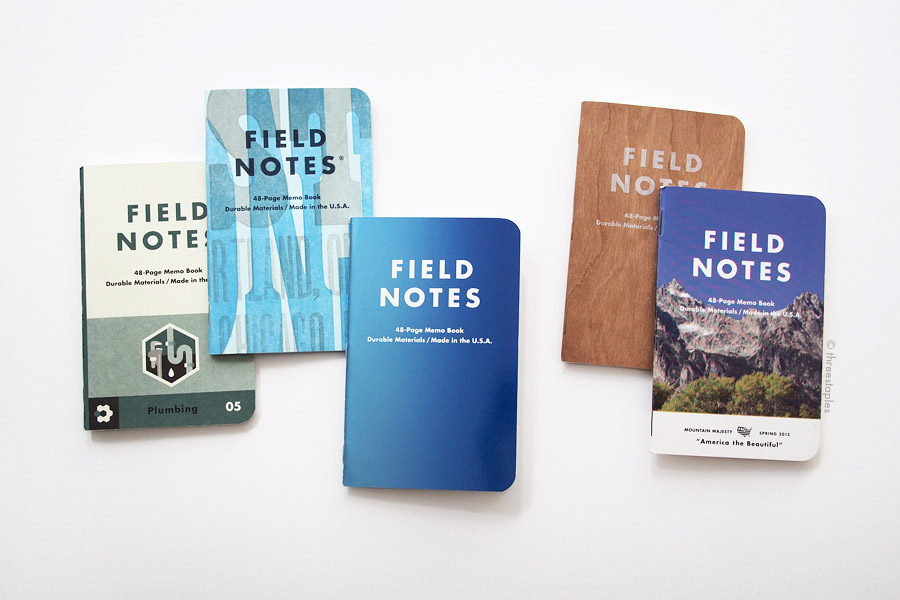 Non-solid covers (from left): Workshop Companion, Two Rivers, Cold Horizon, Shelterwood, and America the Beautiful.