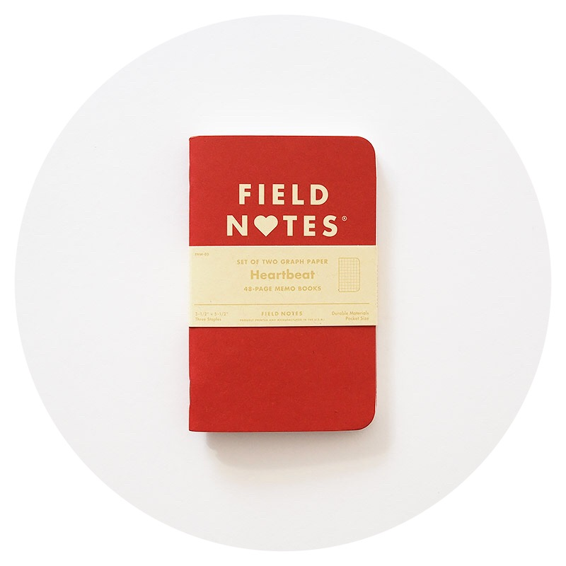 Field Notes: Heartbeat 2-Pack (2018)