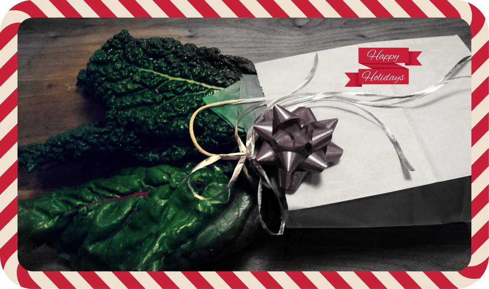 Holiday Kale