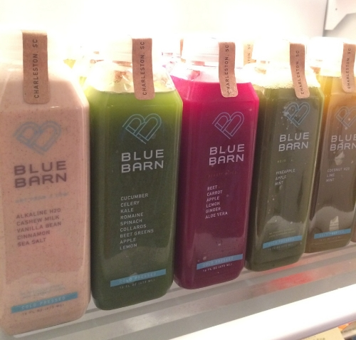 Get the juice at www.bluebarnjuice.com! Just click on the image.