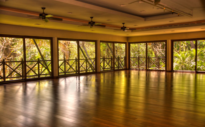 Blue Spirit yoga studio