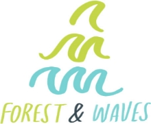 Forest and Waves