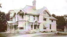 The Schermerhorn Home