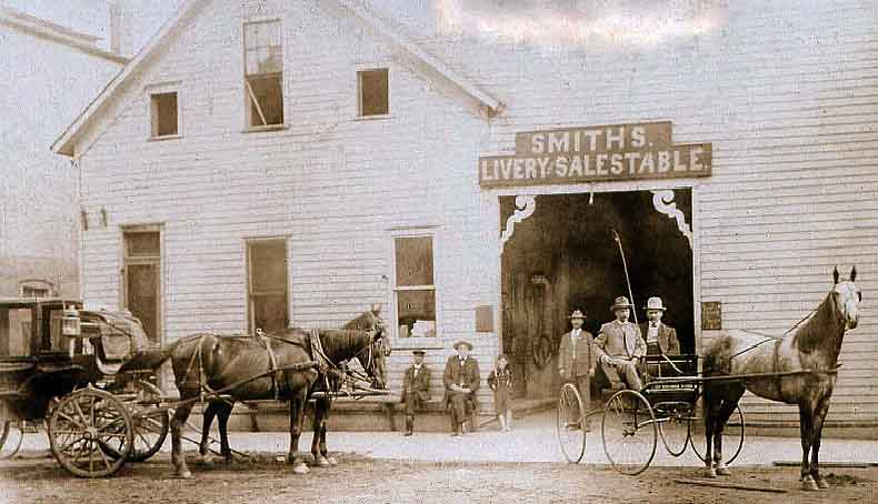 Livery Stables