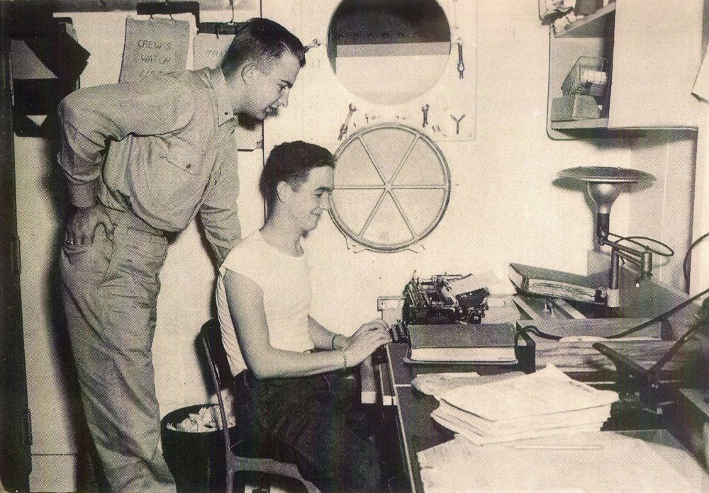 1st Lt. John Dibble MacRitchie