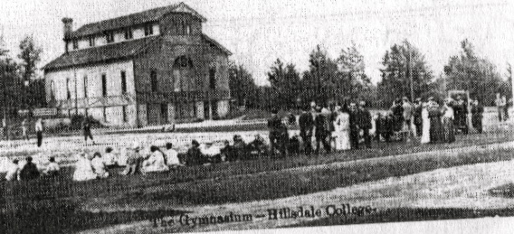 Lost buildings of Hillsdale College
